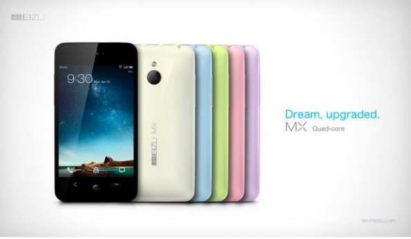 Meizu MX: processore quad-core, 2 GB di RAM e molto altro