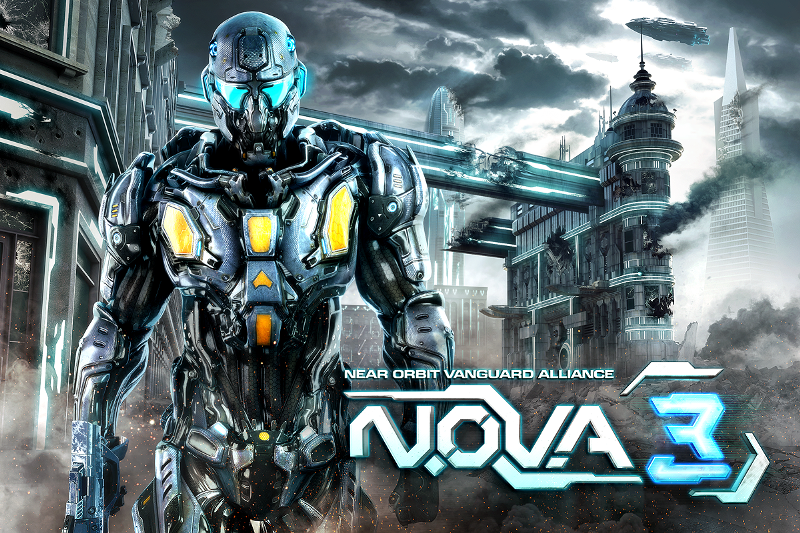 Gameloft lancia il primo video teaser di N.O.V.A. 3