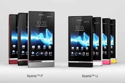 Sony rinvia la vendita in UK di Xperia P e Xperia U