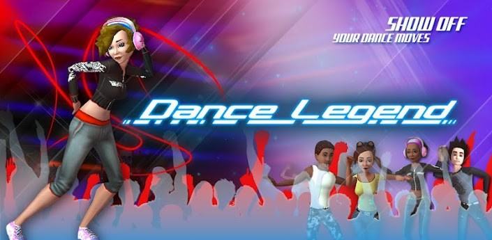 Date sfogo alle proprie dita con Dance Legend disponibile su Google Play Store