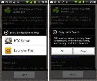 Desk Migrate, una app per trasferire la homescreen da un launcher all'altro
