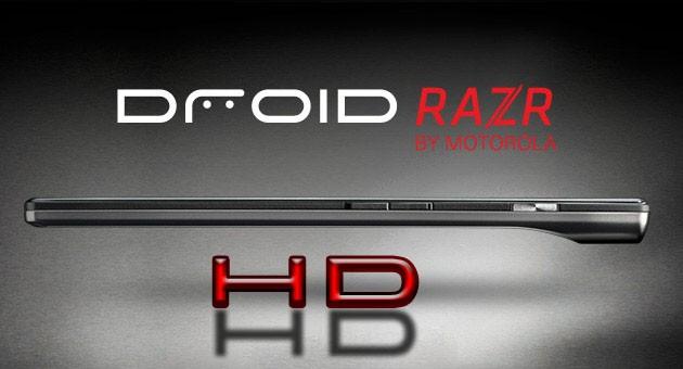 Presto un nuovo Motorola Droid RAZR HD?