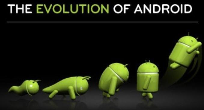 Android è stato ridisegnato dopo il lancio del primo iPhone
