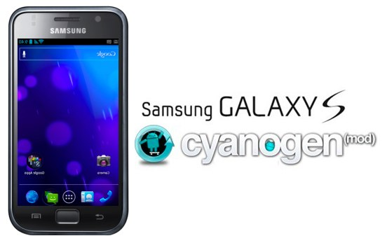 Samsung Galaxy S: disponibile la CyanogenMod 9 con Android 4.0.4