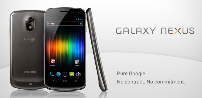 Samsung Galaxy Nexus: Factory Images di Android 4.0.4 (IMM76I) [DOWNLOAD]