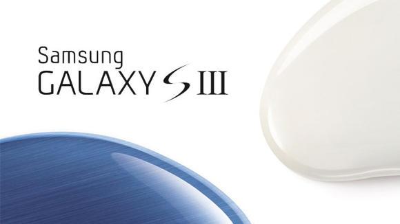 Samsung Galaxy S III: questa la schermata d'avvio?