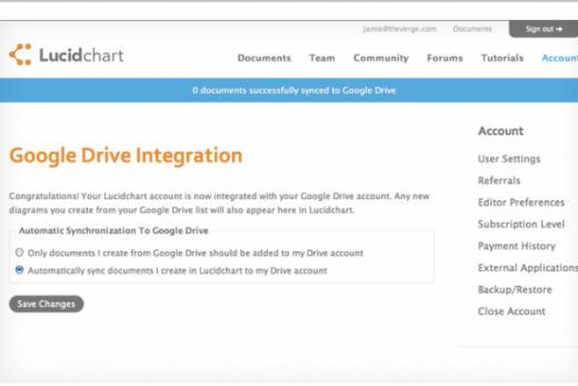 Google Drive: oggi il debutto ufficiale fino a 100GB?