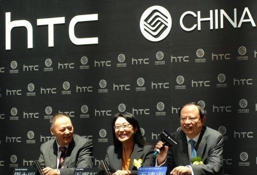 Tre nuovi smartphone di casa HTC destinati al mercato Cinese