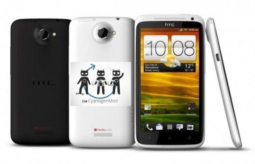HTC One X: porting della ROM CyanogenMod 9
