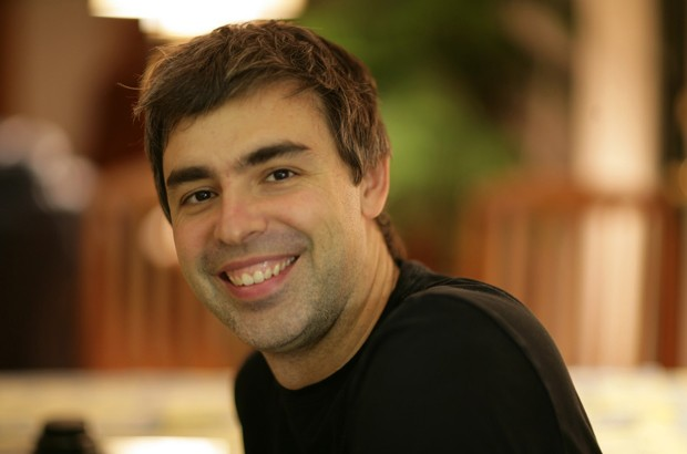 Larry Page parla di Google, Apple e Facebook
