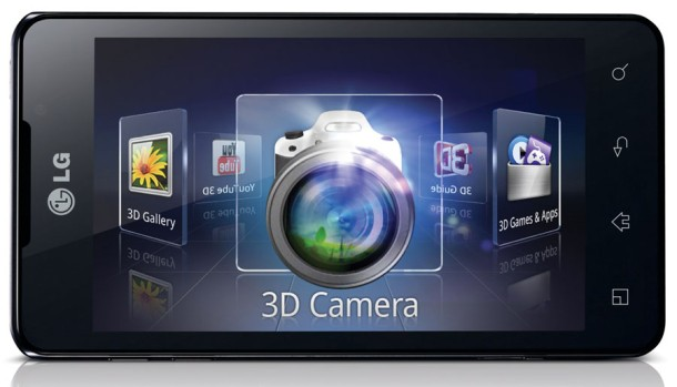 LG Optimus 3D Max disponibile da oggi in Europa!