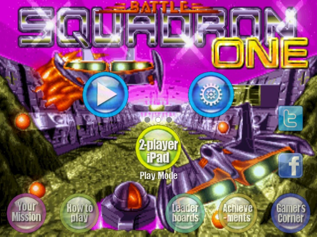 Battle Squadron ONE approda su Google Play