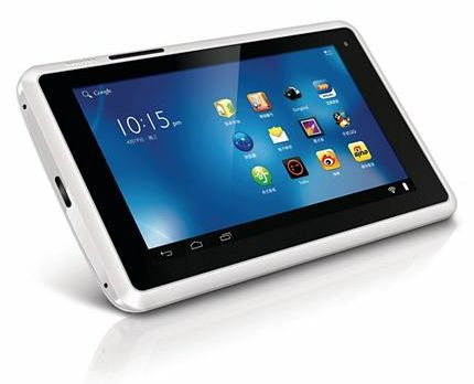 Philips lancerà una serie di tablet con Android 4.0