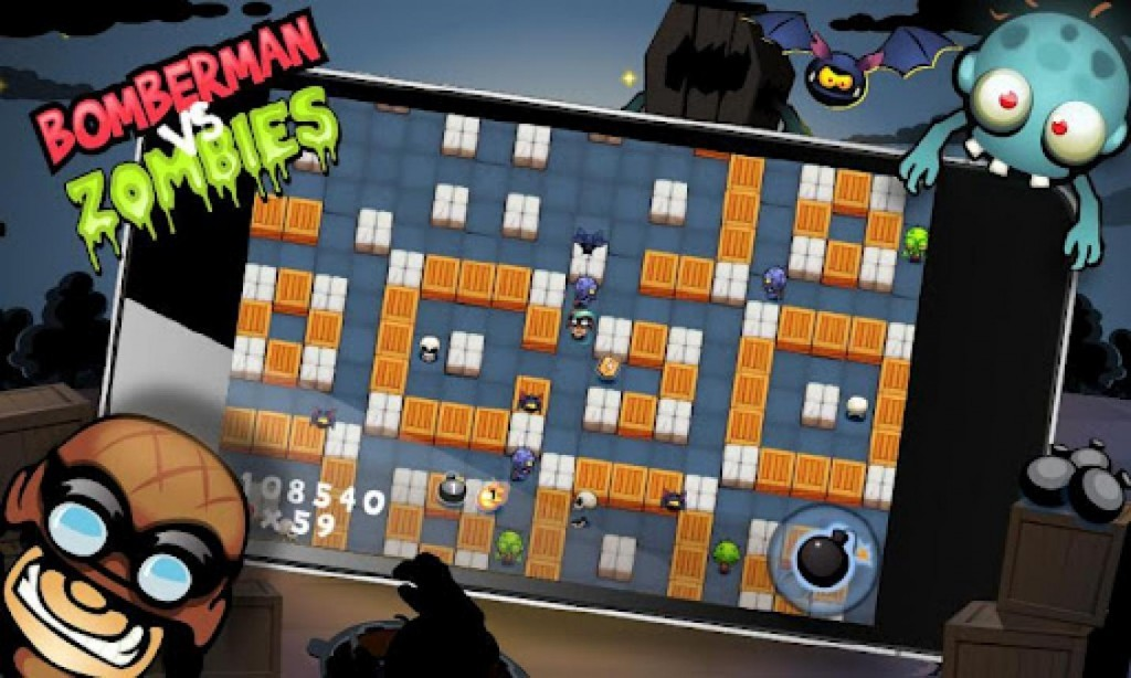 Bomberman vs Zombie approda su Google Play