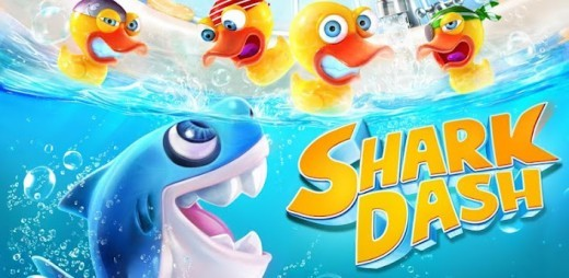 Shark Dash: il nuovo puzzle game targato Gameloft