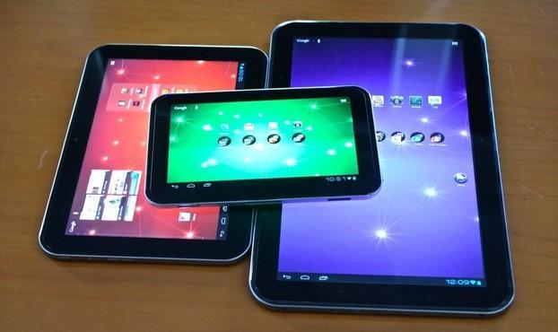 Toshiba annuncia prezzi e data d'uscita dei suoi 3 nuovi tablet Android!