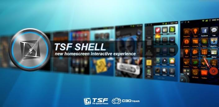 TSF Shell si aggiorna alla versione 1.7.0
