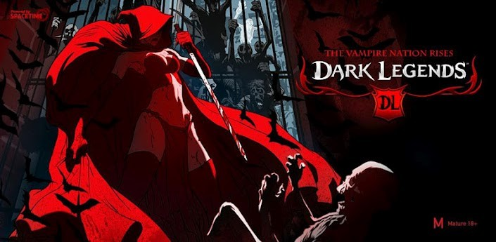 Dark Legends approda sul Google Play!