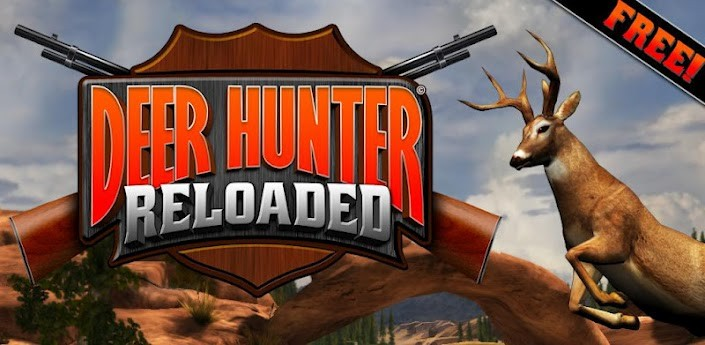 DEER HUNTER RELOADED approda sul Google Play!