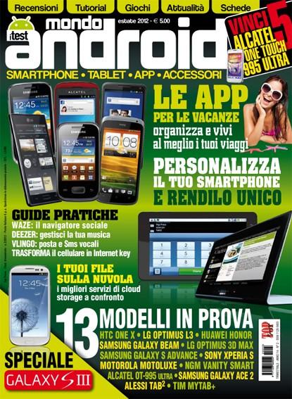 Mondo Android - secondo numero da oggi in edicola