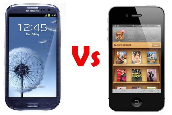 Samsung Galaxy S III vs iPhone 4S: sfida GPU Benchmark