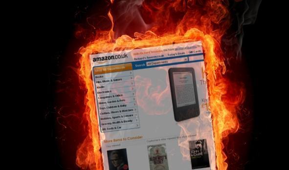 Calano vertiginosamente le vendite del Kindle Fire