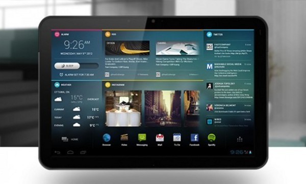 Chameleon UI: nuovo video per la nuova interfaccia tablet