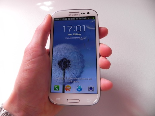 Samsung Galaxy S III - Video unboxing da Tecnophone