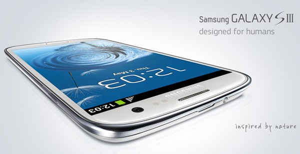 Samsung Galaxy S III: disponibile su Amazon.it a 644€