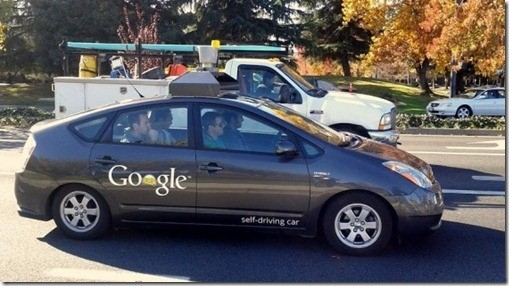 Google Self-Driving Car riceve la prima licenza