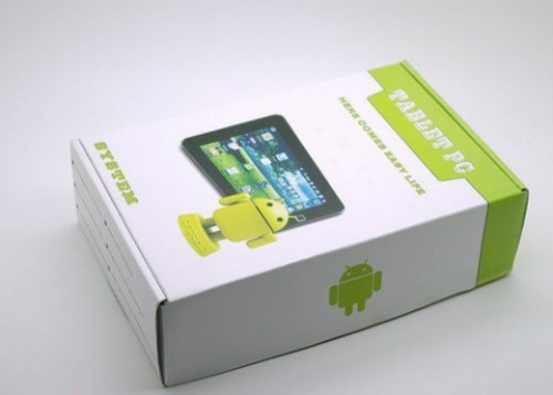 Tablet low-cost: 7 pollici con ICS a 50€