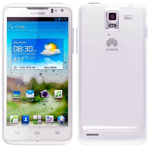 Huawei Ascend D-Quad si mostra al CTIA 2012 [VIDEO]