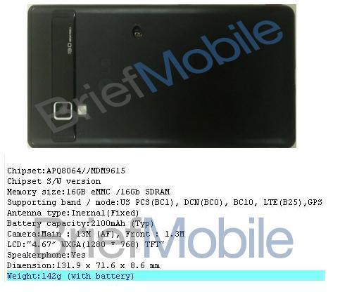 Arriva il vero rivale quad-core del Galaxy S III da LG [SNAPDRAGON S4 QUAD-CORE]