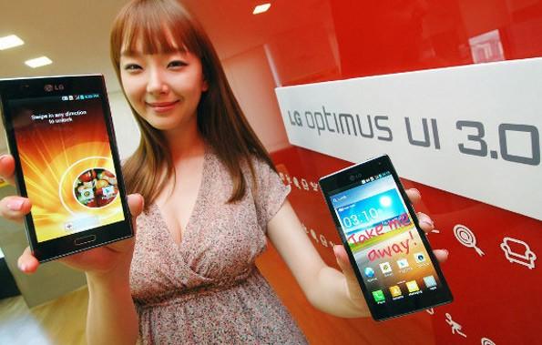 LG presenta ufficialmente la sua nuova interfaccia utente, Optimus UI 3.0