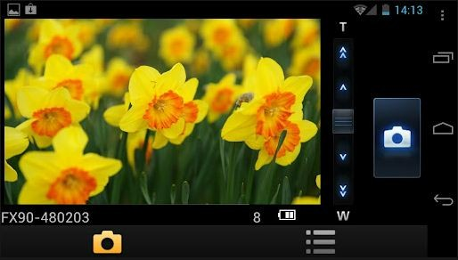 Panasonic Lumix Remote, la fotocamera gestita da smartphone