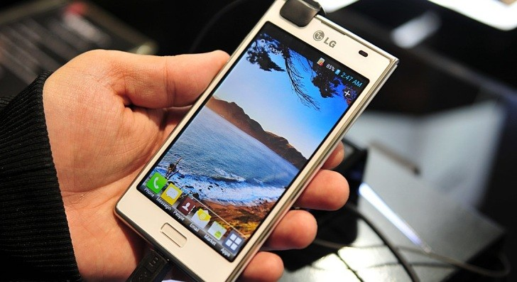 LG Optimus L7 pronto per il debutto in Europa