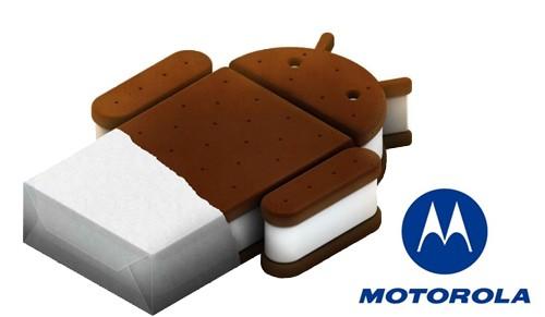 Motorola: niente Android 4.0 per smartphone di fascia bassa e media