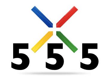 Google lancerà 5 nuovi Nexus-device il prossimo 5 Novembre quando Android compirà 5 anni?
