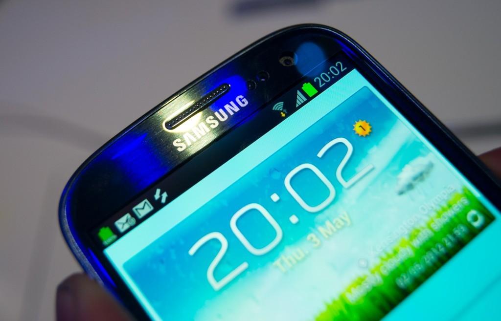Prezzo ufficiale Samsung Galaxy S III in Italia: 699€