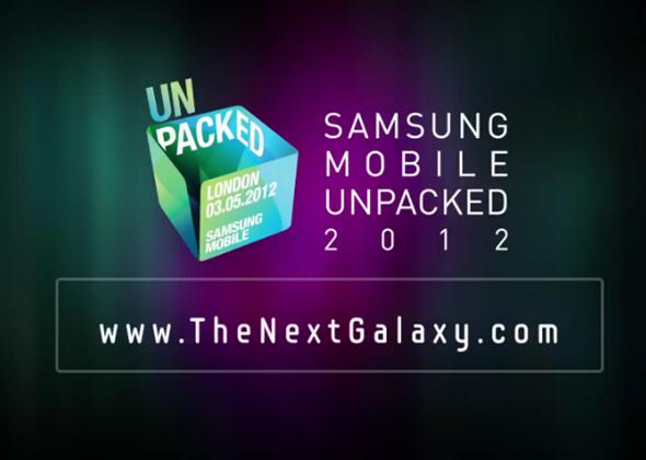 Samsung Unpacked 2012 di Londra: ecco il video dell'evento