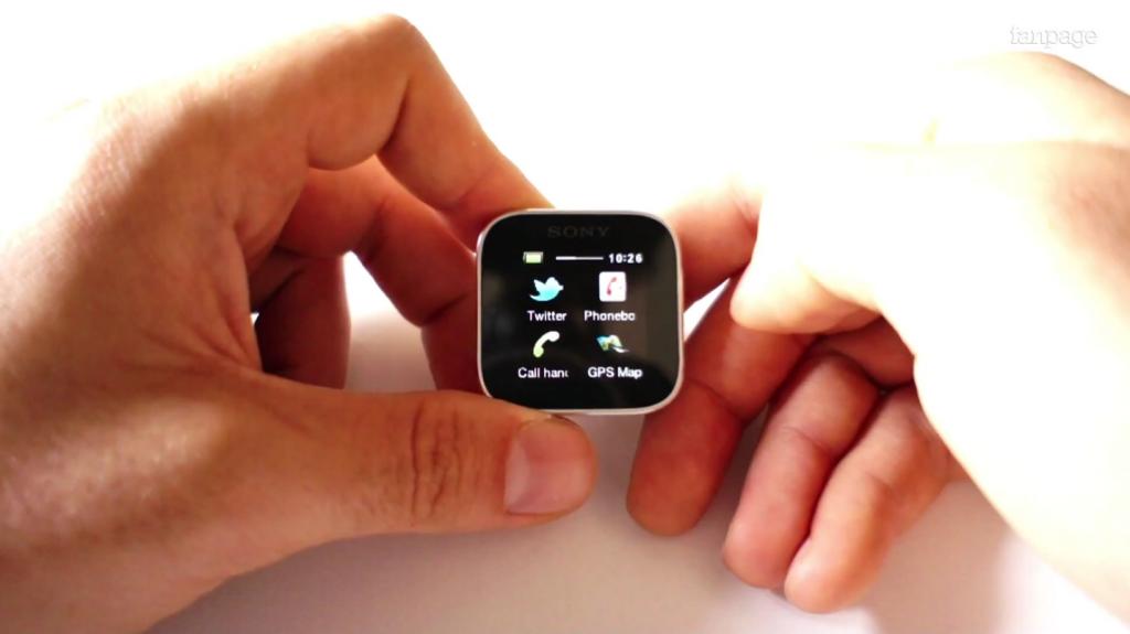 Sony SmartWatch: video-recensione da Mobile Fanpage