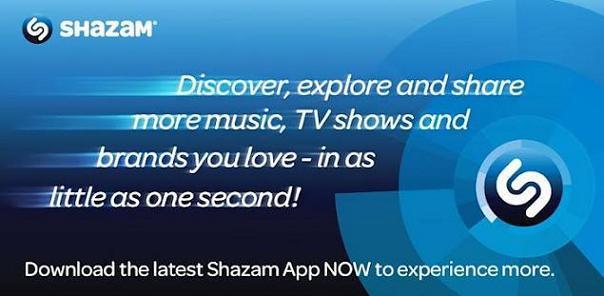 Shazam si aggiorna ed introduce il supporto ad Android Beam