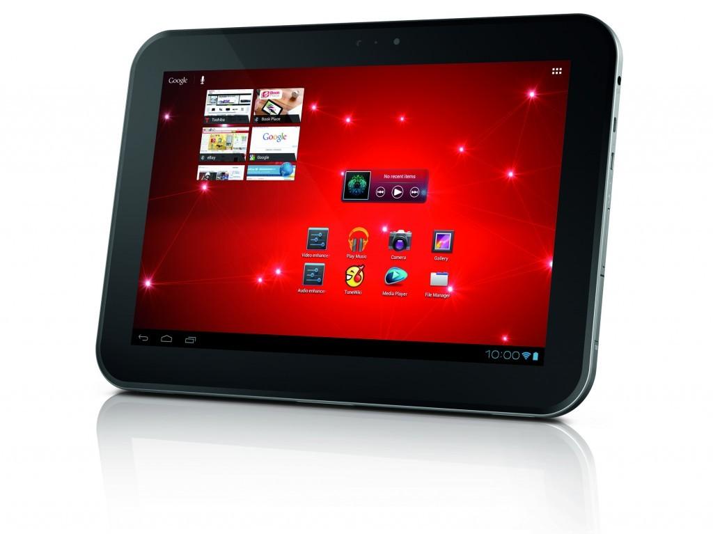 Toshiba presenta AT300, il nuovo tablet 10.1