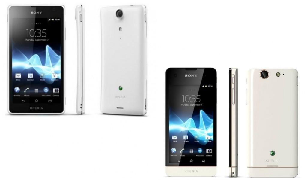 Sony Xperia GX ed Xperia SX: ecco i primi video promo