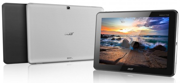 Acer A700: 449€ per un tablet con schermo Full HD, Tegra 3 e ICS
