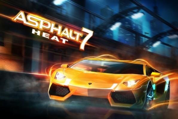 Gameloft conferma l'uscita di Asphalt 7 HEAT nei prossimi mesi