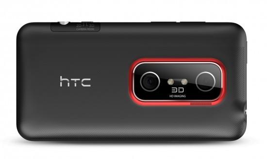 Un dirigente di Sprint conferma l'update ad ICS dell'Htc Evo 3D in Giugno