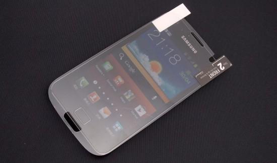 Samsung Galaxy S III, uno screen protector svela la taglia dello schermo?