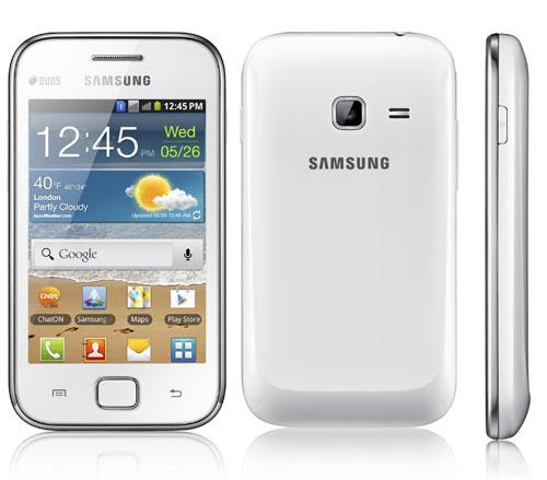 Samsung Galaxy Ace DUOS, il nuovo dual sim Android arriverà presto in Europa