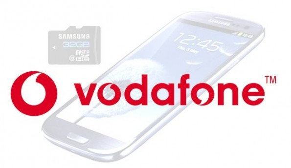 Il Galaxy S III 32 GB sarà un'esclusiva di Vodafone, ecco i dettagli